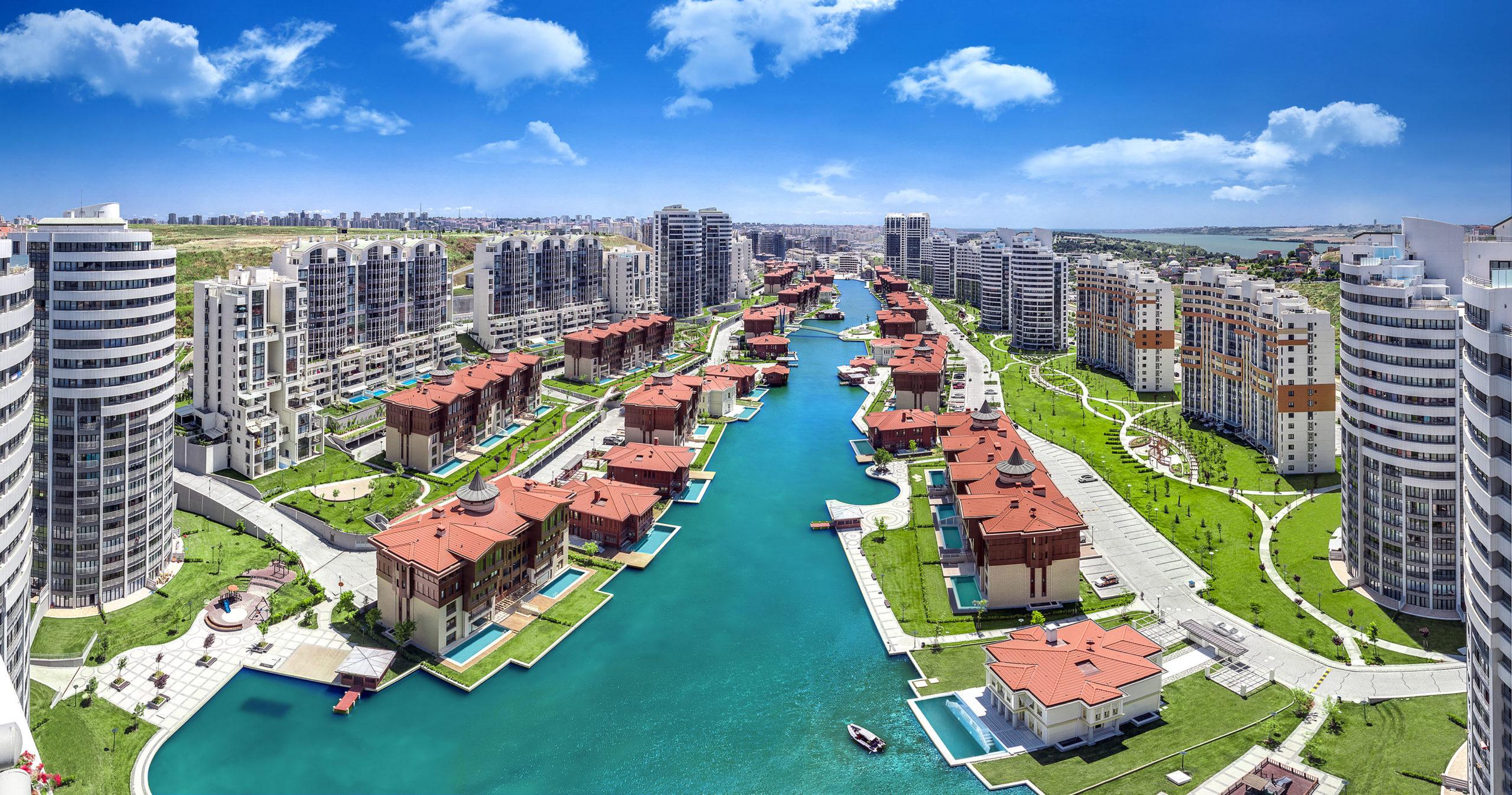 Эксклюзивные апартаменты Стамбула