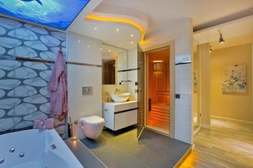 Комплекс-резиденция с потрясающей панорамой моря